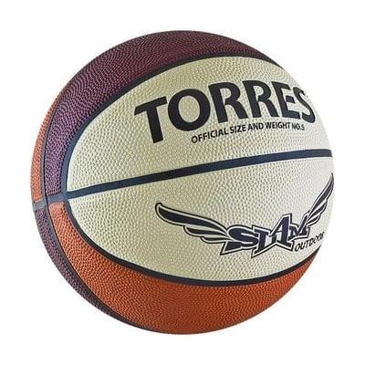 Покупка  Мяч баскетбольный Torres Slam арт.B00065 р.5   в магазине IntexRelax с доставкой или самовывозом
