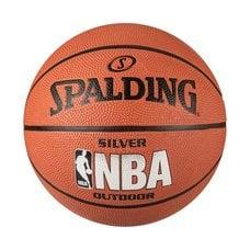 Мяч баскетбольный Spalding NBA Silver арт.83015Z р.6