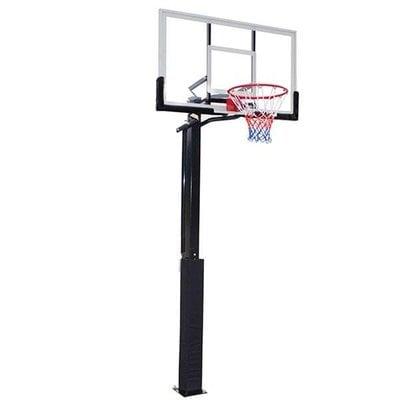 Покупка  Баскетбольная стационарная стойка DFC ING50A 127x80cm   в магазине IntexRelax с доставкой или самовывозом