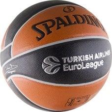 Мяч баскетбольный Spalding TF-500 EURO р.7 арт.84-002Z
