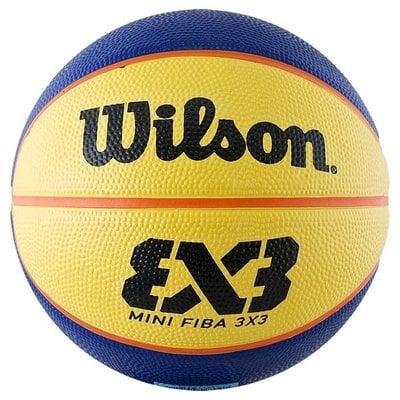 Покупка  Мяч баскетбольный для стритбола WILSON FIBA3x3 Replica арт.WTB1733XB р.3   в магазине IntexRelax с доставкой или самовывозом