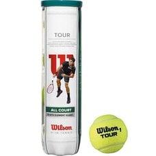 Мяч теннисный WILSON All Court 4B арт. WRT115700 4 шт.