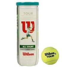Мяч теннисный WILSON All Court 3B арт. WRT106300 3 шт.