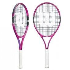 Ракетка для большого тенниса Wilson Burn Pink 25 GR00 арт.WRT218200