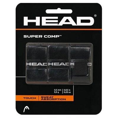 Покупка  Овергрип Head Super Comp арт.285088-BK   в магазине IntexRelax с доставкой или самовывозом