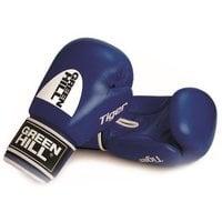 Перчатки боксерские Green Hill Tiger арт. BGT-2010c-12-BL 12 унций синий