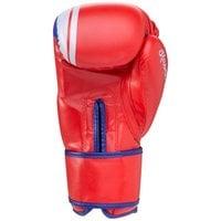 Перчатки боксерские Green Hill Knockout BGK-2266 10 унций, красный