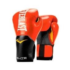 Перчатки боксерские Everlast Elite ProStyle P00001241 8 унций красный