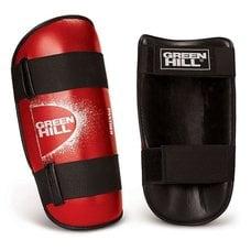 Защита голени Green Hill SPP-2124-L-RD р.L красные