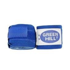 Бинт боксерский Green Hill BP-6232c 3,5м синий