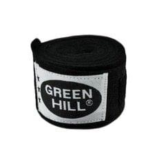 Бинт боксерский Green Hill BC-6235a 2,5м черный