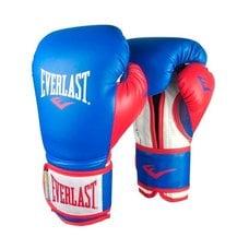 Перчатки боксерские Everlast Powerlock P00000727-10 10 унций, синий/красный