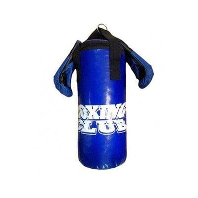 Покупка  Набор боксерский подростковый НД-700 (мешок 45см (5кг) + перчатки тренировочные)   в магазине IntexRelax с доставкой или самовывозом