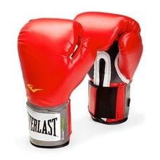 Перчатки боксерские Everlast Pro Style Anti-MB 2110U 10 унций красные