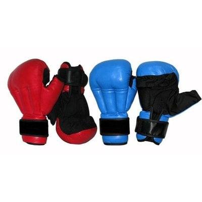 Покупка  Перчатки для рукопашного боя 6 унций   в магазине IntexRelax с доставкой или самовывозом
