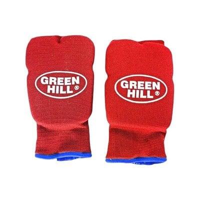 Покупка  Накладки на кисть Green Hill Эластик HP-6133 красный р.M   в магазине IntexRelax с доставкой или самовывозом