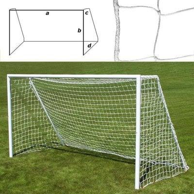 Покупка  Футбольная сетка профессиональная FS№PF 7.5x2.5 белая   в магазине IntexRelax с доставкой или самовывозом