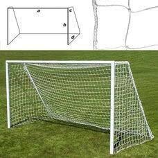 Сетка футбольная 3D Россия Дл. 7,50 м, выс. 2,50 м