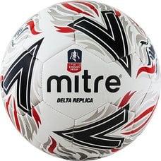 Мяч футбольный Mitre Delta Replica арт.AA0017WD6 р.5