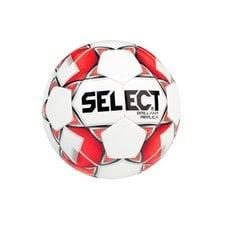 Мяч футбольный Select Brillant Replica р.5 белый/красный/серый