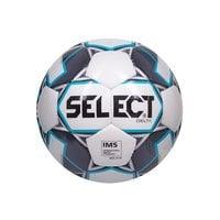 Мяч футбольный Select Delta 815017 р.5 белый/темно-синий/голубой