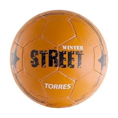 Покупка  Мяч футбольный Torres Winter Street арт. F30285 р.5   в магазине IntexRelax с доставкой или самовывозом