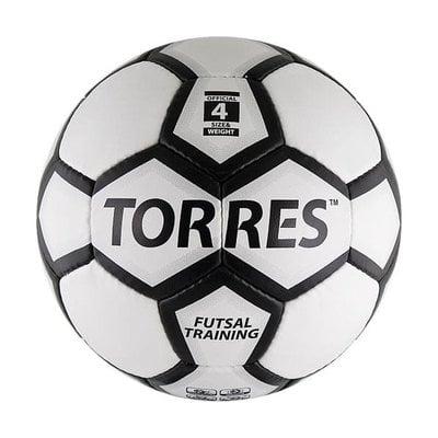 Покупка  Мяч футзальный Torres Futsal Training арт.F30104 р.4   в магазине IntexRelax с доставкой или самовывозом