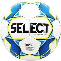 Мяч футбольный SELECT Numero 10 арт.810508-020 р.5