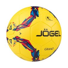 Мяч футбольный Jogel JS-1010 Grand р.5, желтый