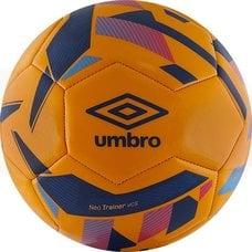 Мяч футбольный Umbro Neo Trainer арт.20952U-GLD р.4