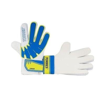 Покупка  Перчатки вратарские Torres Jr. р.7 арт.FG05027-BU   в магазине IntexRelax с доставкой или самовывозом