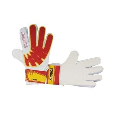 Покупка  Перчатки вратарские Torres Jr. р.5 арт.FG05015-RD   в магазине IntexRelax с доставкой или самовывозом