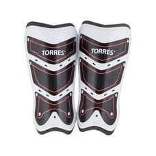 Щитки футбольные Torres Training арт. FS1505S-RD р.S