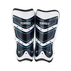 Щитки футбольные Torres Training арт. FS1505L-BU р.L