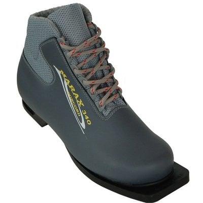 Покупка  Лыжные ботинки Marax (крепл.75мм) М 340 р. 42   в магазине IntexRelax с доставкой или самовывозом