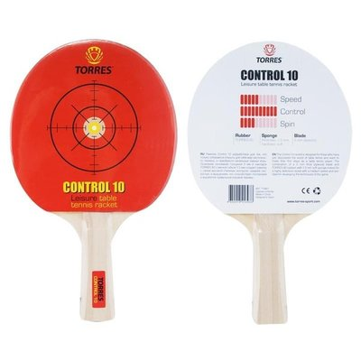 Покупка  Ракетка для н/т Torres Control 10 арт. TT0001   в магазине IntexRelax с доставкой или самовывозом