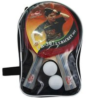 Набор для настольного тенниса Double Fish арт.CK-307 (две ракетки и 2 мяча)