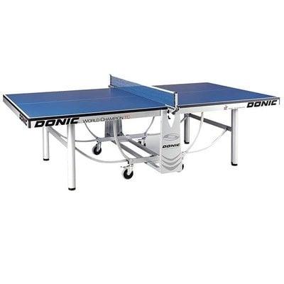 Покупка  Профессиональный теннисный стол Donic World Champion TC синий   в магазине IntexRelax с доставкой или самовывозом