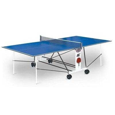Покупка  Теннисный стол Start Line COMPACT LIGHT LX с сеткой 6041   в магазине IntexRelax с доставкой или самовывозом