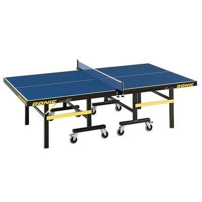 Покупка  Профессиональный теннисный стол Donic Persson 25 синий   в магазине IntexRelax с доставкой или самовывозом