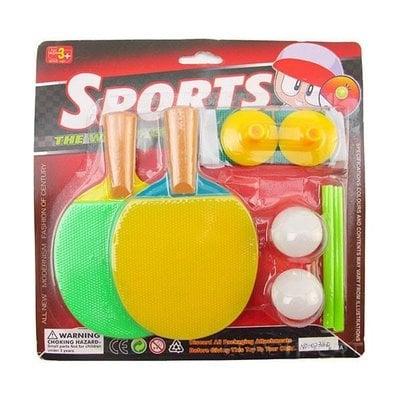 Покупка  Набор для н/т TX103575 (2 ракетки, 2 мяча, сетка со стойками)   в магазине IntexRelax с доставкой или самовывозом