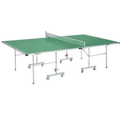 Покупка  Всепогодный теннисный стол DFC Topnado S600G 4 мм с сеткой (зеленый)   в магазине IntexRelax с доставкой или самовывозом