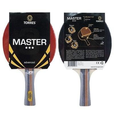 Покупка  Ракетка для н/т Torres Master 3* арт. TT0007   в магазине IntexRelax с доставкой или самовывозом