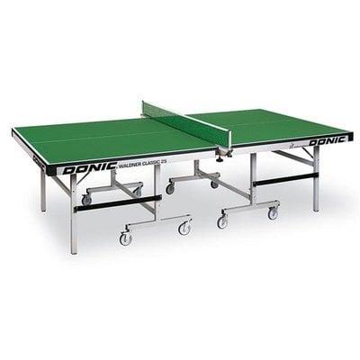 Покупка  Профессиональный теннисный стол Donic Waldner Classic 25 зеленый   в магазине IntexRelax с доставкой или самовывозом