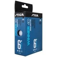 Мяч для настольного тенниса Stiga Winner ABS 2** арт.1112-2310-06