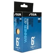 Мяч для настольного тенниса Stiga Winner ABS 2** арт.1111-2403-06
