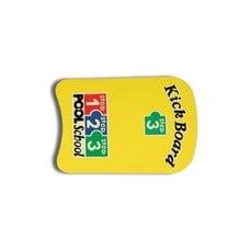 "Доска для плавания Intex 59168 ""KICKBOARD POOL SCHOOL"" 3+"
