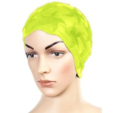 Шапочка для плавания женская FASHY Moulded Cap арт.3100-00-45
