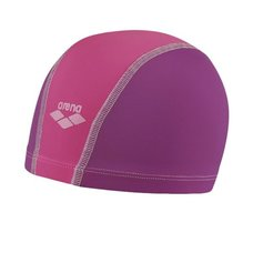 Шапочка для плавания Arena Unix JR арт.9127926 Plum/Fuchsia/Bubble, полиамид