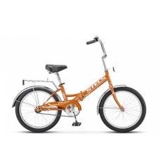 Велосипед складной STELS Pilot 310 20 (2019) рама 13 оранжевый (LU079325)